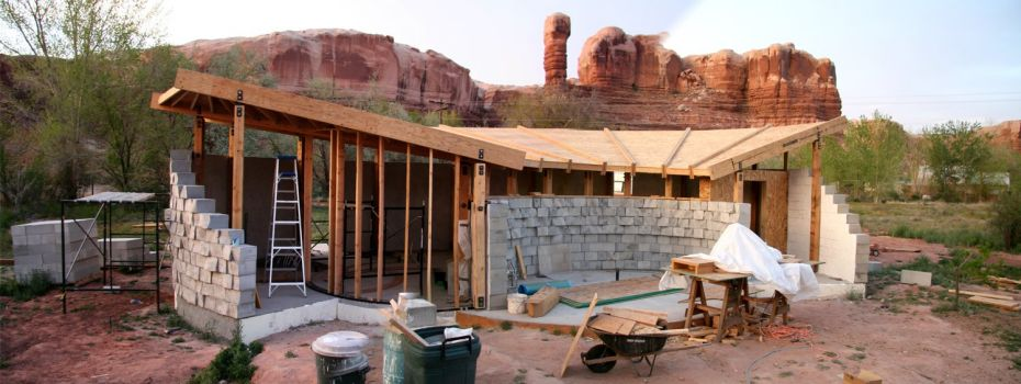 DesignBuildBLUFF - Project Construction